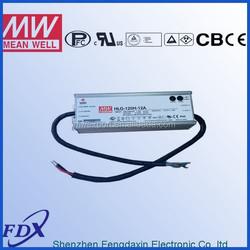 meanwell led driver 350ma HLG-120H-C350