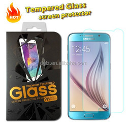 Wholesale high quality clear screen protector for samsung galaxy s6,screen protector for samsung galaxy s6