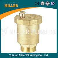 ML-7102 DN20 Brass air dump valve with bsp male screw