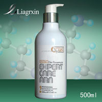 Liagrxin natural tea essence keratin shampoo refreshing italian herbal shampoo make you cool and relax