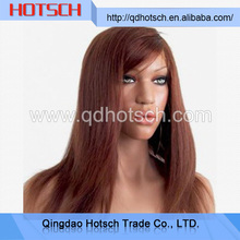 Wholesale china gray hair wig for men