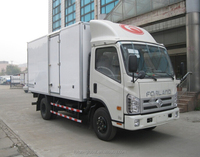 4X2 Refrigerated Truck