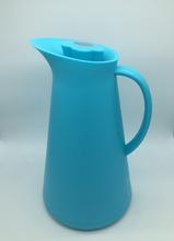 1 liter plastic glass inner vacuum flask,coffee pot, thermos flask, thermos vacuum flask