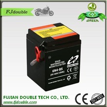 high quality sealed maintenance free lead acid motorcycle 12v 4ah rechargeable battery