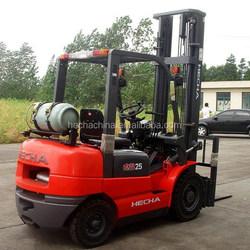 2.5t LPG/Gasoline forklift truck/Nissan forklift
