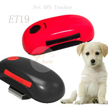 Long Battery add Free Collar ET19 Pets Dogs gps tracking dot