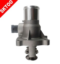 Cooling System Coolant Thermostat For Chevrolet Cruze Aveo 96984104
