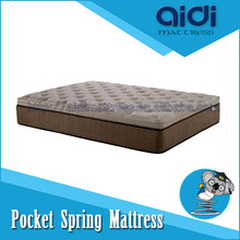 2015 New Product Pocket Spring Memory Foam Mattress Wholesale Bed Mattress AC-1405