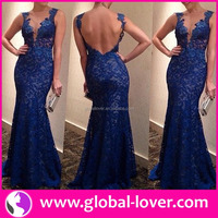 2015 best quality v neck and sexy indian prom dresses