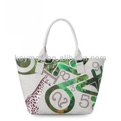 Monogrammed canvas tote bags cute monogrammed tote bags