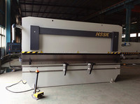 press brake with E200 CNC control system