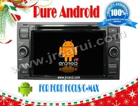 Android 4.4 gps navigation dvd for FORD C-MAX (2006-2010) FREQUENCY 1080P, DDR 1G, RAM 8GB,audio,stereo,Multimedia