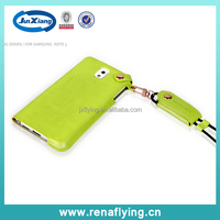 alibaba China rope leather phone case for samsung galaxy note3