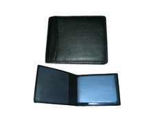 2015 New Arrival PU Leather Card Case/ Leather Card Case With PVC Sleeves