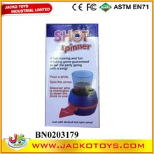 Toy Spin the Shot Glass, Spin The Wheel Drinking Game Toy
