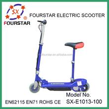 120w mini cheap e-scooter fashion electric scooter for sale SX-E1013