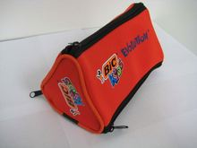 Wholesale promotional pencil bags silk-screen printing