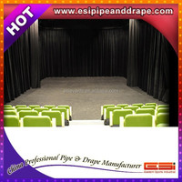 2015 high quality portable pipe and drape for sale made in Shenzhen