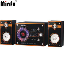 2.1- 5.1 CH Home theater speaker system with fm radio