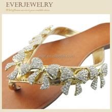 2015 New fashion shoe jewelry chains