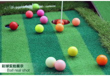 China Colorful Golf Ball For Wholesale