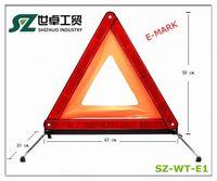 2015car fancy accessories Emergency Warning Triangle Flare Kit