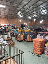 Africa good style second hand clothes shoes and bags