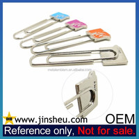 Bulk High Quality Promotion Custom Metal Different Kinds Paper Clips