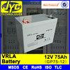 Super long life 12v 70ah aroma rechargeable Sla battery