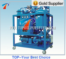 Vacuum gas turbine oil reclaimation plant reduce the cost and advance product quality,lastest design,lower price