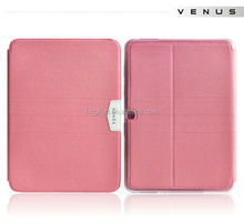 Hot selling flip smart tablet cover for samsung galaxy tab 4 10.1