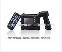 Fecha de caducidad de la máquina de impresión/impresora de etiquetas/impresora de tarjetas pvc