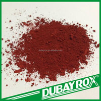 Chemical Grade Oxidant Iron Red For Concrete With High Quality