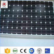 price per watt of 120 watt solar panel kit for sale