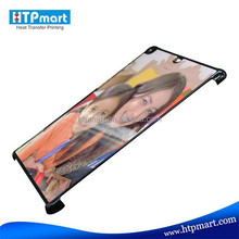new product customized heat press sublimation PC case for ipad air