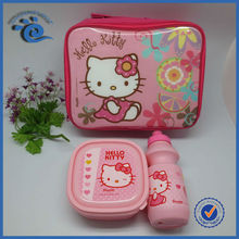 Wholesale Foodgrade Custom Cute Compartments Plastic Kids PP Lunch Box