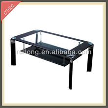 coffee table fish tank wrought iron coffee table legs CT002