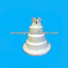 Hand made elephant wedding favors cake