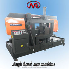 Steel tool rotation angle band cutter manually controlled Blade manual saw G-500