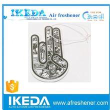 Wholesale Office Business paper cardboard air freshener