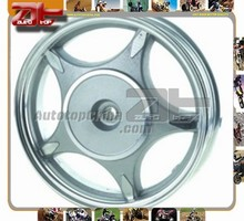 Good performance wholesale motorcycle parts motorcycle real wheel rim for gy6