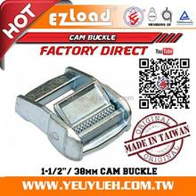 [EZ LOAD] Adjustable Metal Auto Lock Strap & Auto Lock Buckle Belt