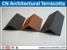 Terracotta louver various colors are available