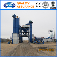 Environmental Friendly Asphalt Types Of Mixing Plant Machinery