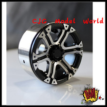 Remote control cars upgrade parts alloy Wheels of Steel 1.9 inches colors