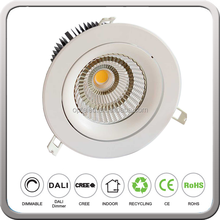 3 years warranty 4 inch high CRI LED downlight 20W
