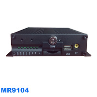SCHOOL BUS MOBILE DVR supports 3G and GPS tracking