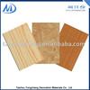 Sound insulation Alucobond wall decoration wood panel