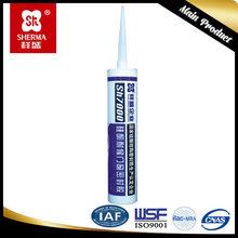 Quick dry neutral high pressure sealant