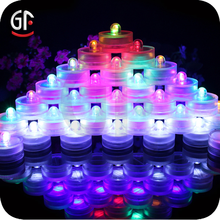 2015 Hot Product Hight Quality Led Submersible Led Candles For Christmas Day